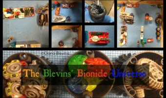The Blevins' Bionicle® Universe