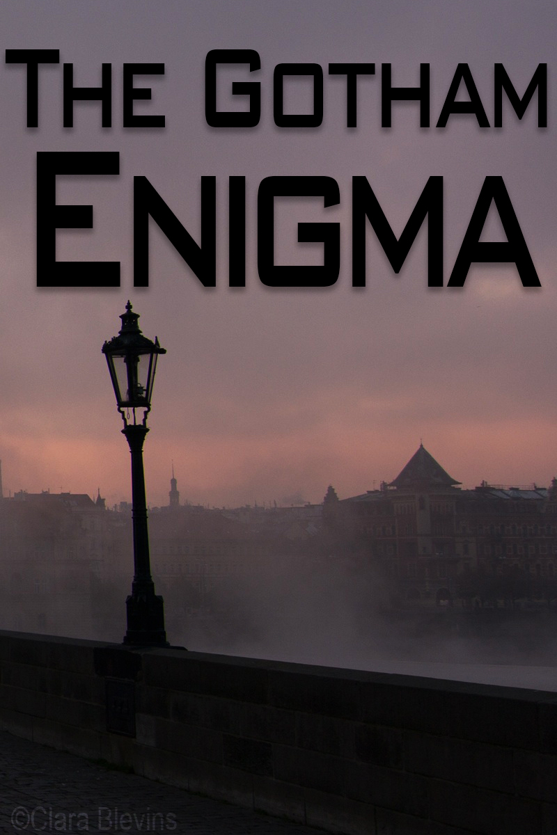 The Gotham Enigma, Episode 1: Welcome to the Masquerade
