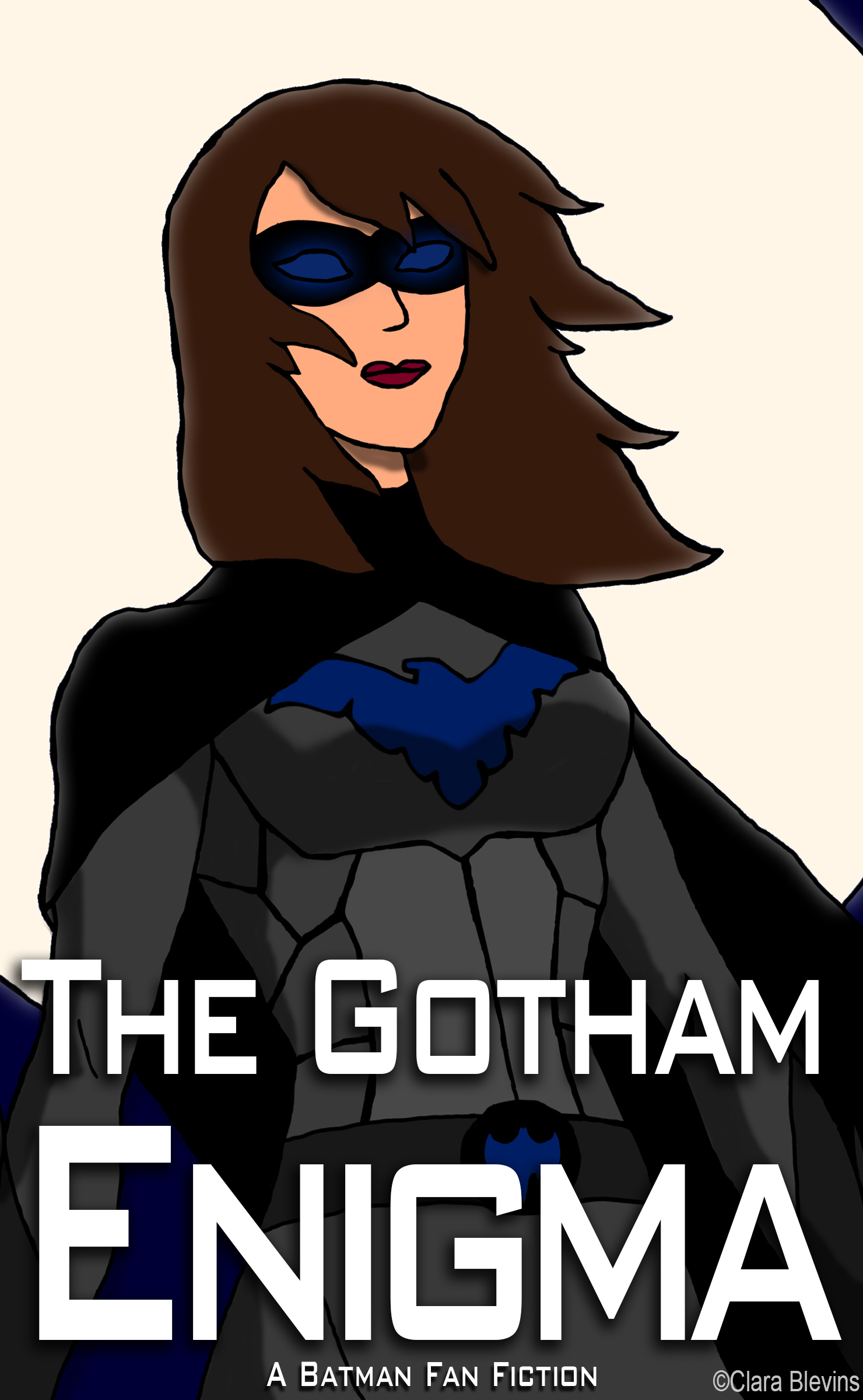The Gotham Enigma, Chapter 9 (part 1)