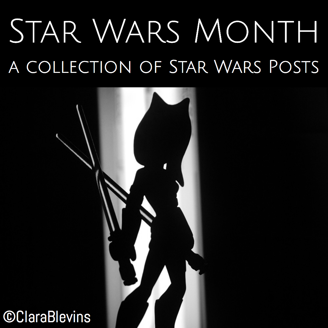 Star Wars Month: a collection of Star Wars Posts