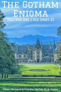 The Gotham Enigma Chapter 9: Till the Day I Die (part 2)