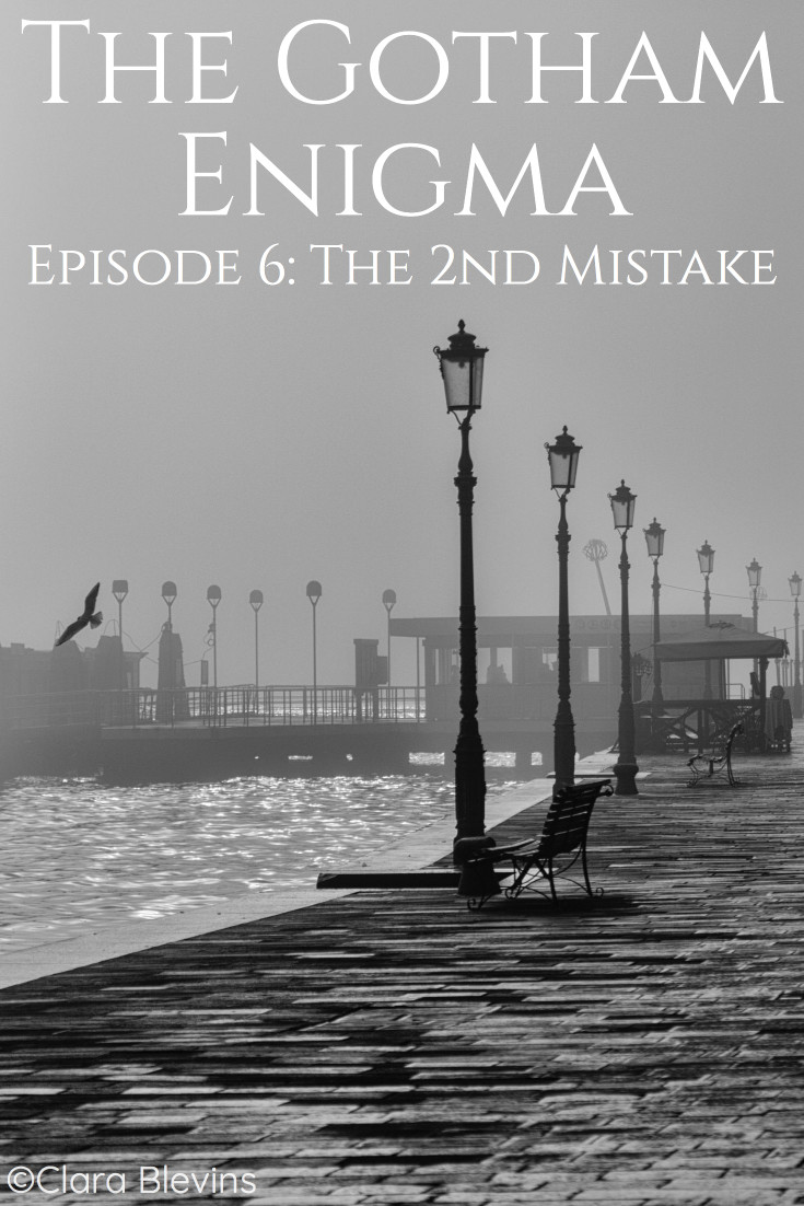Episode 6: The 2nd Mistake