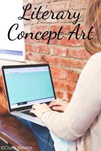 Literary Concept Art