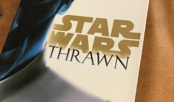The Unique Geek's Review of Star Wars: Thrawn by Timothy Zahn